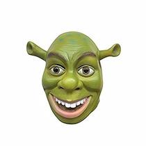 Mascara De Shrek Para Adultos Envio Gratis