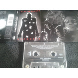 Cassette Ozzy Osbourne - Ozzmosis 1995 Sony Heavy Metal