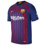 Jersey Playera Barcelona 2018 2019 Super Oferta