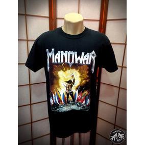Camiseta Manowar - Kings Of Metal Mmxiv