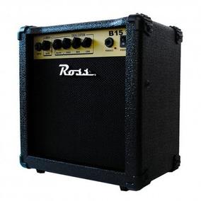 Amplificador De Bajo Ross 15w