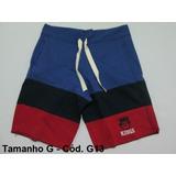 Bermuda Shorts Hollister/abercrombie Moletom!!
