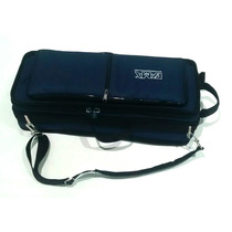 Bag Semi Case Para Trompete Azul
