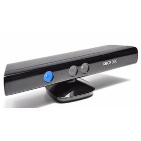 Kinect Sensor Xbox 360 Jogo Em Movimento Original Na Caixa