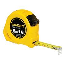 Flexómetro De 5 Metros Stanley: Stht-3085