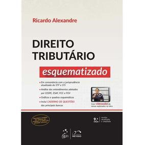 Direito Tributário Esquematizado - Ricardo Alexandre, 9ª Ed.