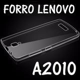 Forro Protector Transparente Silicon Celular Lenovo A2010