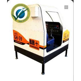 Simulador De Voo Aatd Gh-59