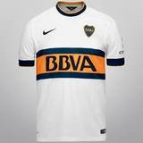 Camiseta Boca Juniors Suplente