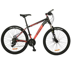 Bicicleta Montaña 29 Dtfly Rebel X Con Suspensión Bloqueo