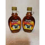 Maple Syrup (jarabe De Arce) Jarra X250 Ml. Origen Canada