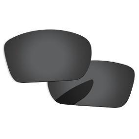 Lentes Reposição Óculos Link 44 Preta Polarizada Par dd22f6f4c9