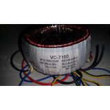 Transformador Vc-7160 - Caixa Amplificada Vicini Novo !!