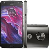 Smartphone Moto X4 32gb Dual Cam Tela 16mp 5.2 + Brinde