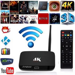 Smart Tv Box Android Netflix Youtube