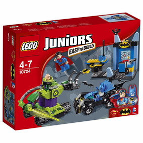 Batman Y Superman Vs Lex Luthor - Juniors - Lego