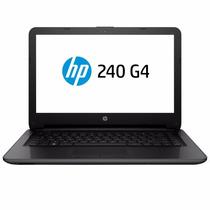 Notebook Hp 240g4 Preto Intel Core I3 4gb/500gb/14