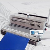 Espiraladora Wiremac 2:1 Anillos Alambre +kit Espirales-tapa