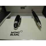 Roller O Pluma Mont Blanc