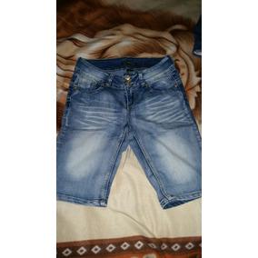 Lindas Bermudas De Jeans Mujer