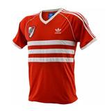 Camiseta adidas River Plate 1986 Alternativa