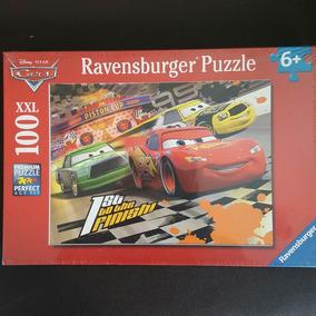 Rompecabezas 6+ Cars Disney Pixar Ravensburger 100xxl