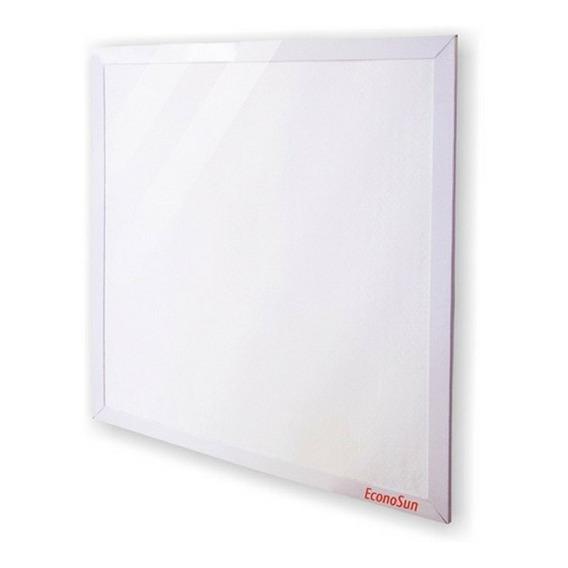 * Estufa Panel Calefactor 700w Econosun Pared Bajo Consumo *