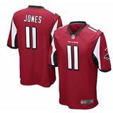 Camisa Futebol Americano Nfl Julio Jones Atlanta Falcon