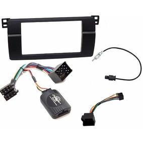 Kit Moldura,interface E Conectores Bmw Serie3 E46 1998a2005