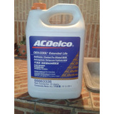 Refrigerante Acdelco Importado Original 4 Litro 50/50
