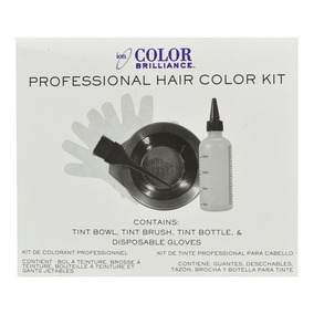 Kit Profesional Para Tinte Ion Color Brilliance