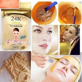 Mascara De Ouro Facial 24k 50g Pronta Entrega No Brasil