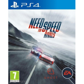 Need For Speed Rivals Ps4 | 1° | Jugas Desde Tu Usuario