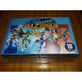 Box Dvd Los Caballeros Del Zodiaco (nuevo Y Sellado) 10 Dvd