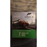 Membresia Xbox Live Gold 7 Días - Xbox 360 - One