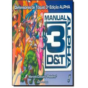 Manual 3 D & T Alpha
