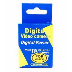 Bateria Sony Np-fv50 Serve P/ Np-fv30 Np-fv40 Np-fv70 Fv50