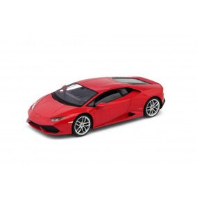 Auto A Escala 1:18 Lamborghini Huracan Lp 610 Welly