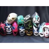 Llaveros De Mascaras De Luchadores $34.99.c/u!!!