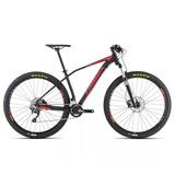 Bicicletas Orbea Alma H50 27 Shimano Deore Rojo Negro M