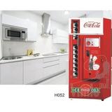 Vinilo Decorativo Ploteo Heladera Coca Completa Envio Gratis
