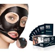 Avenca Máscara Preta Removedora De Cravos 8g Caixa C/ 50unid