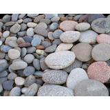 Piedra Tejo Plato Bocha Bola Calores Variados X 30 Kg Oferta