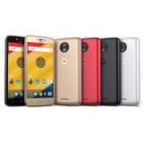 Celular Motorola Moto C 8gb Quad Core Dual Chip 5mp Tela 5