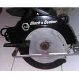Sierra Circular Black&decker 7308 Oferta
