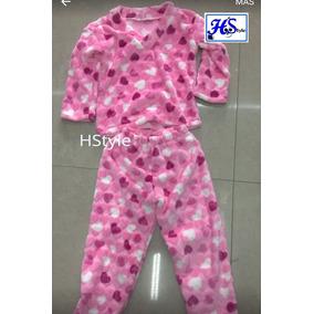 Pijamas Para Niña -tallas:2-10 (térmicas) ( Hstyle )