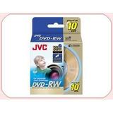Jvc Dvd-rw 1.4gb 8cm 30min Husillo 10 Videocámara Mini Dvd