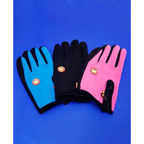 Guantes Neopreno Tacticos, Anti Agua Touch Screen Moto