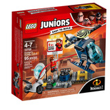 Lego Juniors - Os Incriveis 2 - A Perseguicao No Telhado Da