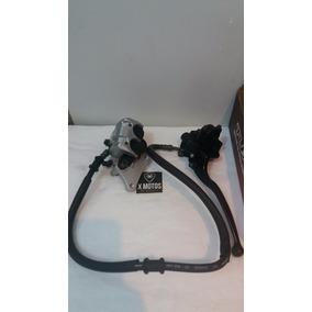 Sistema Freio Dianteiro Ybr 125 Ed C/ Mestre-flexivel-pinça
